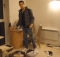Girlfriend Pulls Prank on Boyfriend - Cat Attack - YouTube