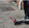 When This Guy Tried Out His Brand New Hoverboard It Didn't Fly... What Happened Next Was Terrifying